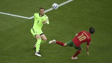 FOTO: Jerman Jegal Portugal di Euro 2020