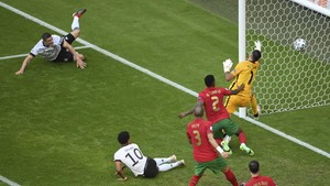 Daftar Tim Tersingkir di Euro hingga Jerman Hajar Portugal