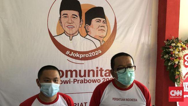Relawan Jokowi-Prabowo (Jokpro) 2024 menyampaikan saat ini Jokowi sudah seharusnya menolak wacana presiden tiga periode karena sesuai aturan yang berlaku.
