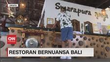 VIDEO: Restoran Bernuansa Bali
