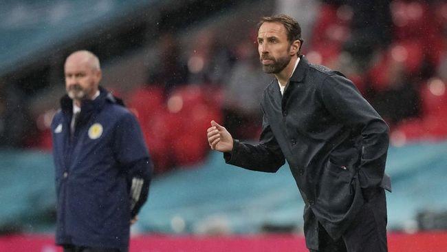 Gareth Southgate punya kesempatan menebus dosa masa lalu dalam duel Inggris Jerman di 16 Besar Euro 2020 (Euro 2021).