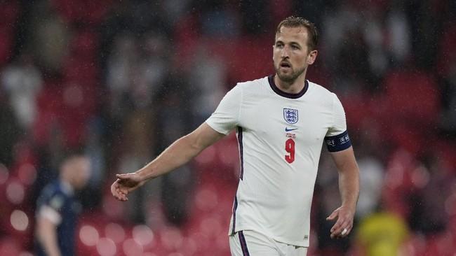 Euro 2020: Pelatih Ceko Minta Pemain Kunci Harry Kane