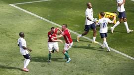 Hungaria Unggul 1-0 Atas Prancis di Babak Pertama