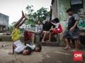 FOTO: Sepetak Kenangan di Balik Kemewahan Jaksel
