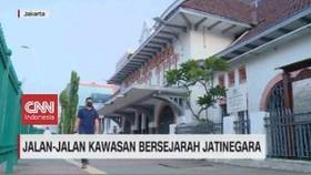VIDEO: Jalan-jalan Kawasan Bersejarah Jatinegara
