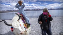 FOTO: Wisatawan ke Tibet Meningkat di Masa Pandemi Covid-19
