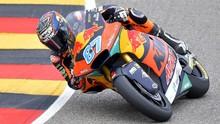 Hasil Moto2 Jerman: Gardner Menang, Mandalika Rebut Poin