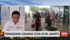 VIDEO: Penanganan Lonjakan Covid-19 DKI Jakarta