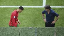 Jerman Siksa Portugal Lewat Lebar Lapangan
