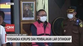 VIDEO: Tersangka Korupsi dan Pembalakan Liar Ditangkap
