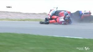 VIDEO: Zarco Jatuh dan Tetap Pole MotoGP Jerman 2021