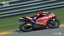 VIDEO: 2 Kecelakaan Hebat di Kualifikasi Moto3 Jerman