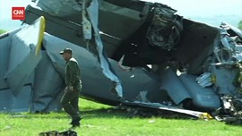 VIDEO: 4 Orang Tewas dalam Kecelakaan Pesawat di Siberia