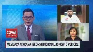 VIDEO: Wacana Jokowi Presiden 3 Periode