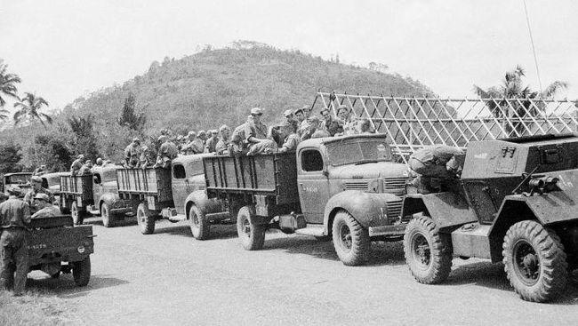 Agresi Militer Belanda I adalah operasi militer  Belanda untuk kembali menjajah Indonesia. Berikut sejarah Agresi Militer Belanda I.