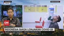 VIDEO: Indonesia Siaga Covid-19, Ini Jawaban Menkes RI