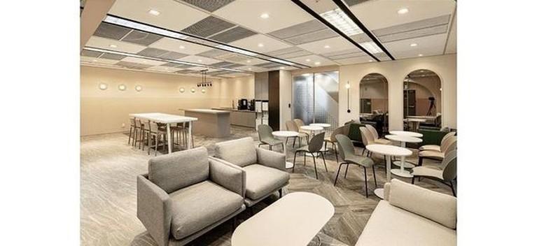 SM Entertainment akan memiliki gedung baru, tampilan mewah interior gedung pun telah diungkapkan. Yuk kita intip!