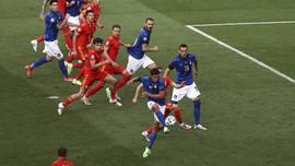 Hasil Euro 2020: Italia Juara Grup, Wales Lolos 16 Besar