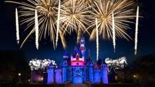 Disneyland Akan Kembali Gelar Pesta Kembang Api