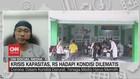 VIDEO: Krisis Kapasitas, RS Hadapi Kondisi Dilematis