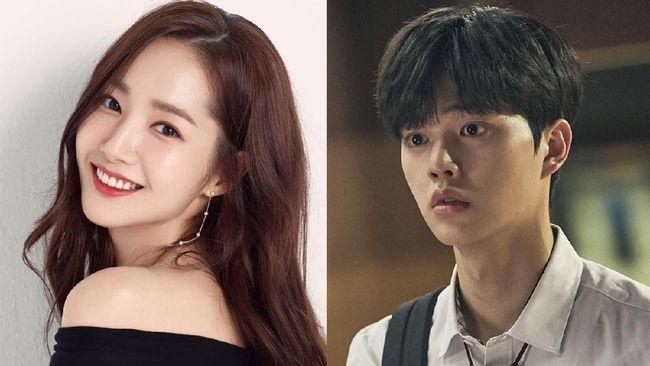 Park Min-young dan Song Kang akan membintangi drama romantis komedi bertajuk Cruel Story of Office Romance bersama dalam waktu dekat.