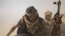 FOTO: Perang Koalisi Pimpinan Saudi dan Pemberontak Houthi