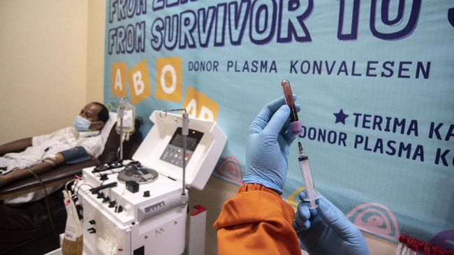 PMI akan menginvestigasi kasus penipuan bermodus donor plasma konvalesen untuk pasien Covid-19. Polda Jatim akan melakukan patroli siber.