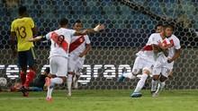 Copa America 2021: Kolombia Kalah dari Peru