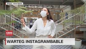VIDEO: Makan Puas di Warteg Unik dan Instagramable