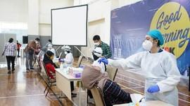 KPK Tes Antigen Seluruh Pegawai di Tengah Lonjakan Covid DKI