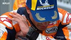 VIDEO: Detik-detik Tangis Marquez Pecah di MotoGP Jerman 2021