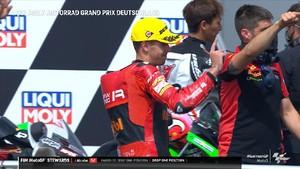 VIDEO: Hari Sial Indonesia Gresini di Moto3 Jerman 2021