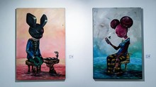 AMJO 2021 Promosikan Karya Seni Rupa Indonesia