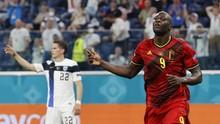 Hasil Euro 2020: Belgia Kalahkan Finlandia 2-0