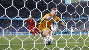 FOTO: Belgia Melangkah Sempurna ke 16 Besar Euro 2020