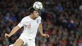 3 Perombakan Inggris Jelang Lawan Ceko di Euro 2020