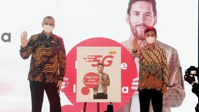 Peluncuran itu sekaligus bagian dari kolaborasi Indosat Ooredoo dengan Pemkot Solo yang mencakup pemberdayaan UMKM hingga pendidikan talenta digital.