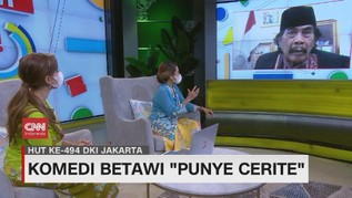 VIDEO: Komedi Betawi Punye Cerite