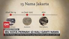 VIDEO: Fakta Unik Dan Menarik di Ibu Kota Jakarta