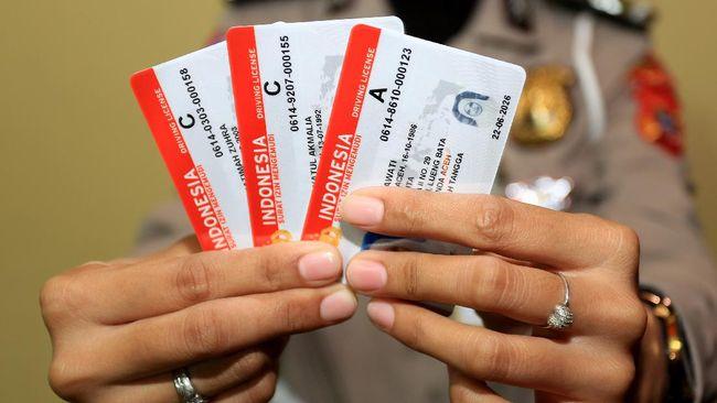 Polda Metro Jaya menjelaskan dispensasi SIM mati diberikan sampai tujuh hari usai PPKM Darurat selesai.