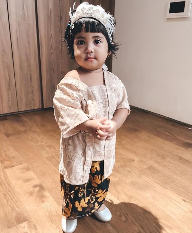 Potret Chava Putri Cantik Rachel Vennya