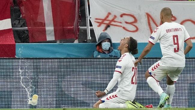 Klasemen Grup B Euro 2020 Usai Denmark Lolos Dramatis