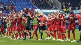 Santos: Belgia Untung 48 Jam Atas Portugal di Euro 2020
