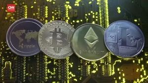 VIDEO: Larangan China Buat Harga Bitcoin Anjlok