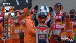 VIDEO: Highlights MotoGP Jerman 2021