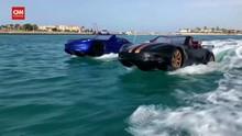 VIDEO: Mobil Amfibi Asal Mesir Paling Mahal Dijual Rp646 Juta