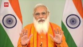 VIDEO: PM India Sebut Yoga Bisa Lawan Covid-19