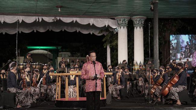 KHP Kridhomardowo Keraton Yogyakarta meluncurkan Royal Orchestra dan merilis album Gendhing Soran Volume 1 bertepatan dengan Hari Musik Sedunia.
