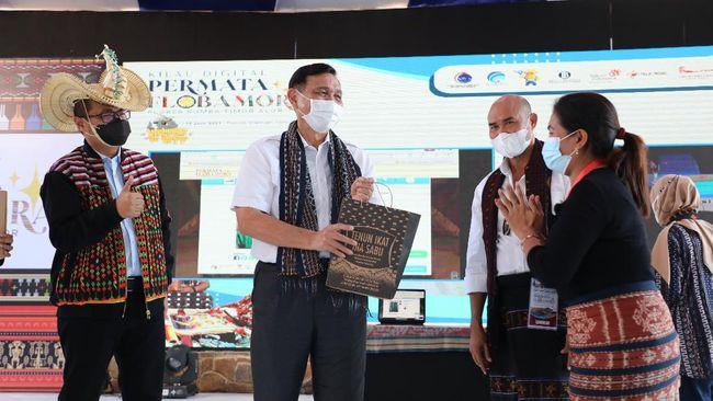 PT Telkom Indonesia menghadirkan beragam dukungan secara digital dalam acara Gerakan Nasional Bangga Buatan Indonesia (Gernas BBI) edisi Juni 2021.