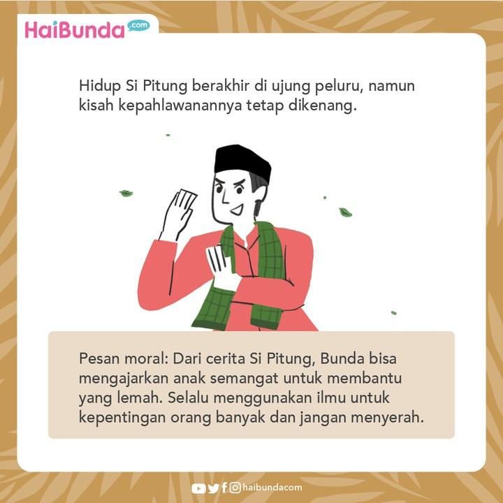 Cerita Nusantara Si Pitung